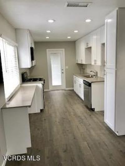 Ventura Single Family Home For Sale: 2964 Sioux Avenue