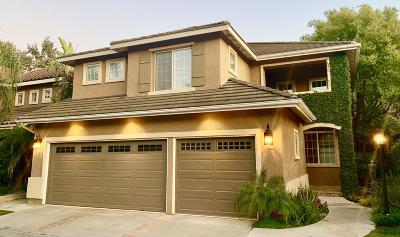 Thousand Oaks Single Family Home For Sale: 2514 Renata Court
