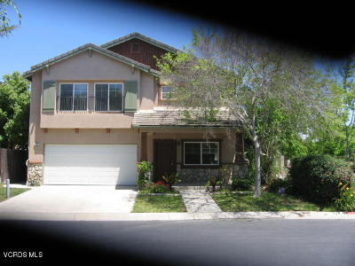 Oxnard Single Family Home Active Under Contract: 2255 Reina Circle