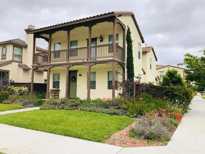 Ventura Single Family Home Active Under Contract: 11384 Beechnut Street