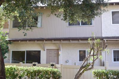 Newbury Park Single Family Home For Sale: 1248 Ramona Drive