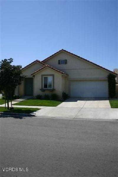 Oxnard Single Family Home Active Under Contract: 5565 Dunbar Drive