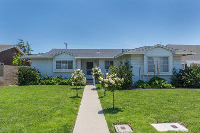 Oxnard Single Family Home Active Under Contract: 912 Douglas Avenue