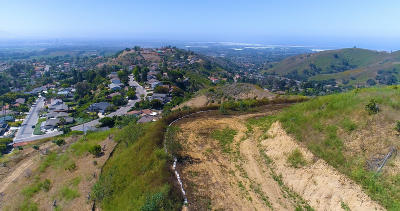 Ventura County Residential Lots & Land For Sale: 1251 Via Cielito