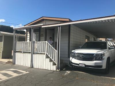 Ventura Mobile Home For Sale: 4132 Ventura Avenue #23