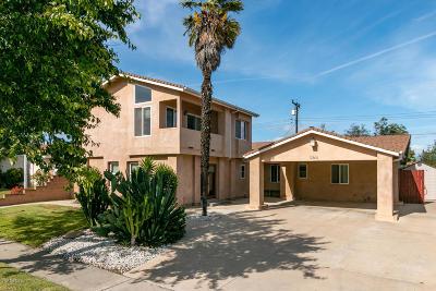 Ventura Single Family Home For Sale: 964 Denver Place