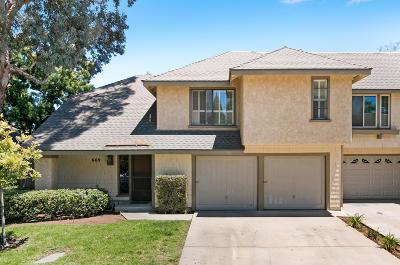 Camarillo Single Family Home For Sale: 669 Deerhunter Lane