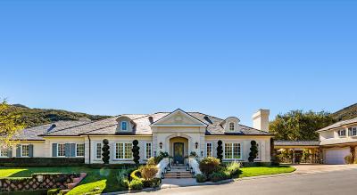 Thousand Oaks Single Family Home For Sale: 2804 Ladbrook Way
