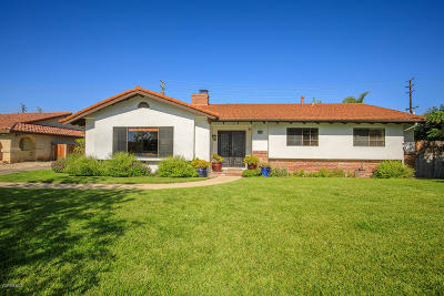 Moorpark Single Family Home For Sale: 4876 Mira Sol Drive