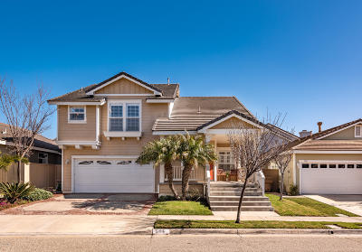 Ventura Single Family Home For Sale: 586 Schuman Place