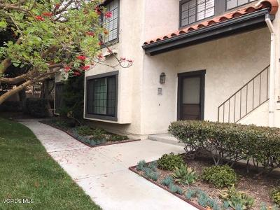 Oxnard Condo/Townhouse For Sale: 4413 Antigua Way
