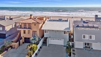 Oxnard Single Family Home Active Under Contract: 1605 Ocean Drive