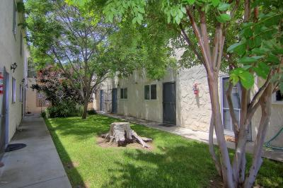 Ojai Condo/Townhouse Active Under Contract: 208 S Ventura Street #A