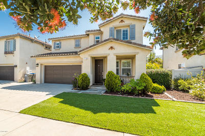 Oxnard Single Family Home Active Under Contract: 710 Freeport Lane