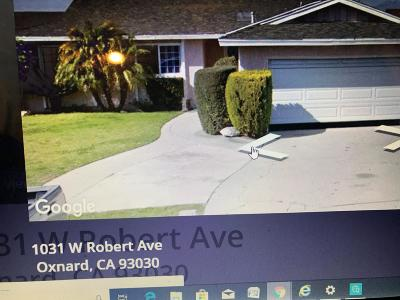 Oxnard Rental For Rent: 1031 W Robert Avenue