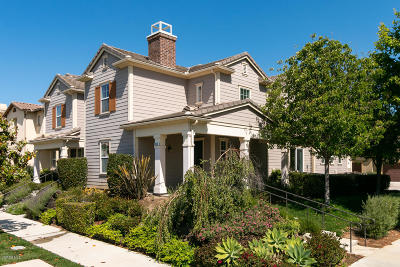 Ventura Condo/Townhouse For Sale: 8195 Sunstone Street