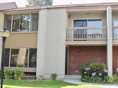 Ventura Condo/Townhouse For Sale: 1367 Iguana Circle