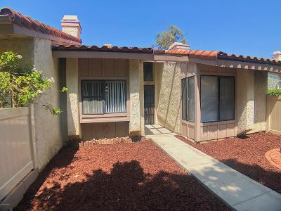 Ventura County Condo/Townhouse For Sale: 2174 Deerfield Street