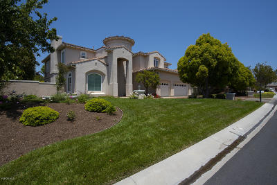 Camarillo Single Family Home Active Under Contract: 5361 Plata Rosa Court