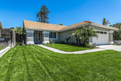 Ventura Single Family Home For Sale: 49 Los Cabos Lane