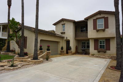 Oxnard Single Family Home For Sale: 3425 Eagle Bend Lane