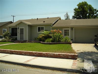 Oxnard Single Family Home Active Under Contract: 180 St Marys Drive