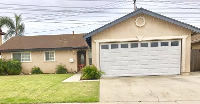 Oxnard Single Family Home Active Under Contract: 1950 Sanford Street