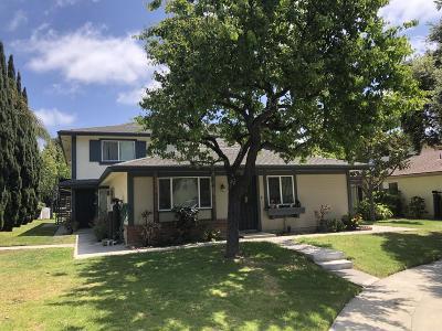 Ventura Condo/Townhouse Active Under Contract: 1108 Bryce Way