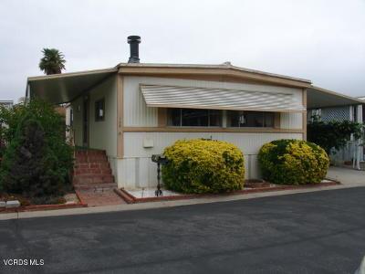 Ventura County Mobile Home For Sale: 168 Don Antonio Way #168