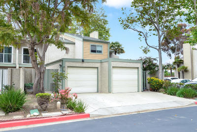 Port Hueneme Condo/Townhouse Active Under Contract: 974 Lighthouse Way