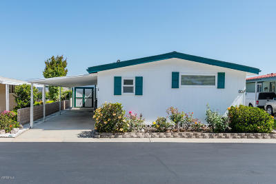Camarillo Mobile Home For Sale: 13 Christina Avenue #177