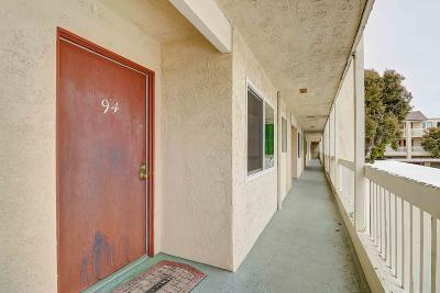 Port Hueneme Condo/Townhouse For Sale: 225 S Ventura Road #94