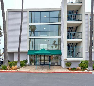 Oxnard Condo/Townhouse For Sale: 3101 Peninsula Road #119