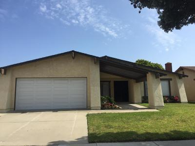 Oxnard Rental For Rent: 3070 Via Marina Court