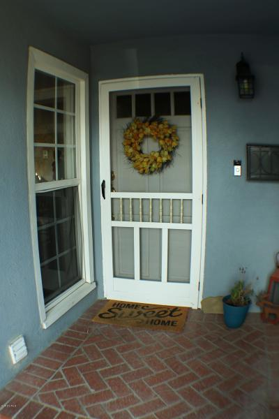 Ventura Single Family Home For Sale: 280 Huntington Avenue