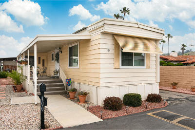 Camarillo Mobile Home Active Under Contract: 4388 Central Avenue #100