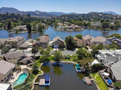 Westlake Village Single Family Home For Sale: 32214 Oakshore Drive