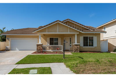 Fillmore Single Family Home Active Under Contract: 957 Taylor Lane