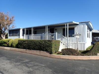Ventura Mobile Home Active Under Contract: 390 Gershwin Lane