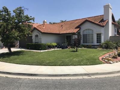 Fillmore Single Family Home For Sale: 416 Mockingbird Lane