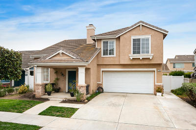 Oxnard Single Family Home Active Under Contract: 740 Nina Drive