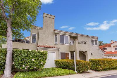 Camarillo Condo/Townhouse For Sale: 6057 Paseo Encantada