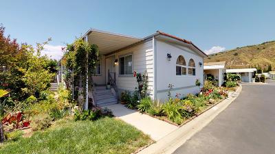 Fillmore Mobile Home Active Under Contract: 250 E Telegraph Road #215