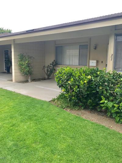 Ventura County Single Family Home For Sale: 31 W Fiesta Green