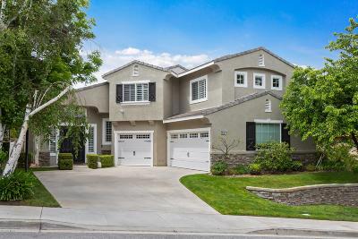 Thousand Oaks Single Family Home For Sale: 2757 Autumn Ridge Drive