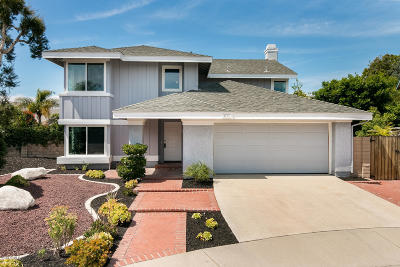 Moorpark Single Family Home For Sale: 4593 Heather Glen Court