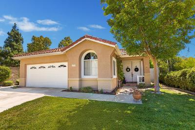 Camarillo Single Family Home For Sale: 791 Vista Palacio