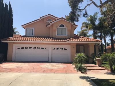 Oxnard Rental For Rent: 2403 Hillrose Place