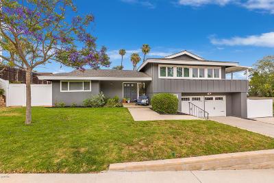Camarillo Single Family Home For Sale: 148 Calle Bella Vista