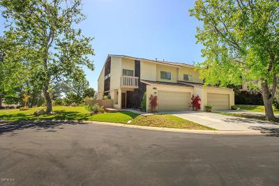 Thousand Oaks Condo/Townhouse For Sale: 3155 Sunburst Place